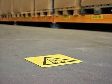 Pittogrammi per pavimento