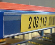 (Porta)etichette