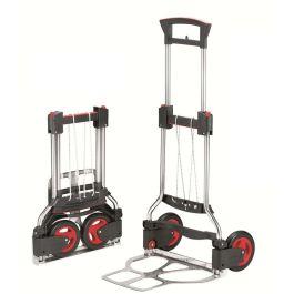 Carrello manuale pieghevole RuXXac Exclusive, capacità di carico 125 kg