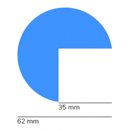 Paraurti, modello 4 - 1 metro
