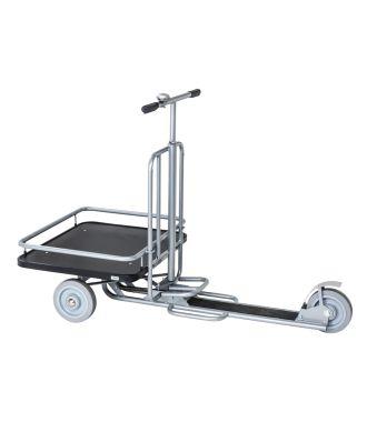 Scooter industriale con piattaforma di carico Kongamek