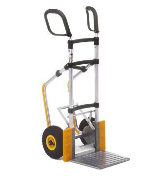 Carrello manuale ergonomico Kongamek, capacità di 250 kg