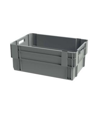 Contenitore impilabile Euronorm, 400x600x250 mm