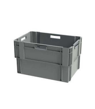 Contenitore impilabile Euronorm, 400x600x360 mm