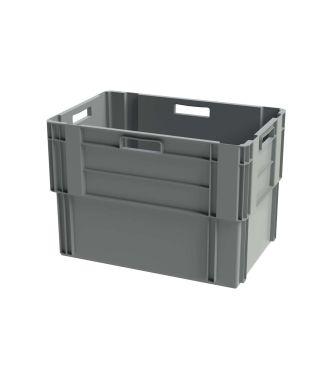 Contenitore impilabile Euronorm, 400x600x420 mm