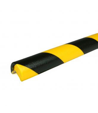 foam safety bumper for corners ∅ 40 mm - type 1