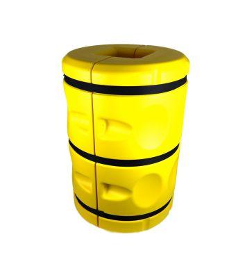 Protezione per colonna impilabile — 20x20 cm — altezza 90 cm