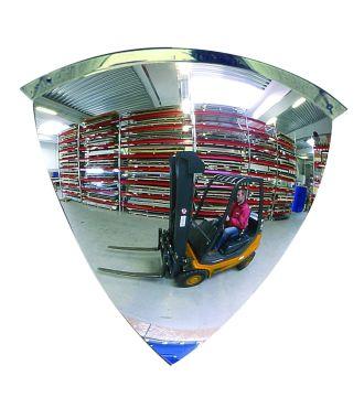 Specchio Convesso – Specchio a quarto di cupola – 90°