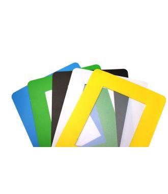 Cover trasparente autoadesiva per il pavimento ColorCover (confezione da 10)