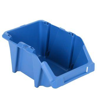 Contenitore in plastica per minuteria 153x244x123 mm