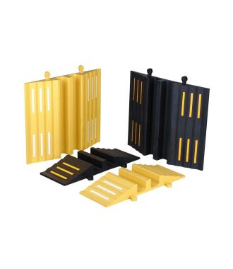 Protezione per cavi e tubi ∅ 75 mm
