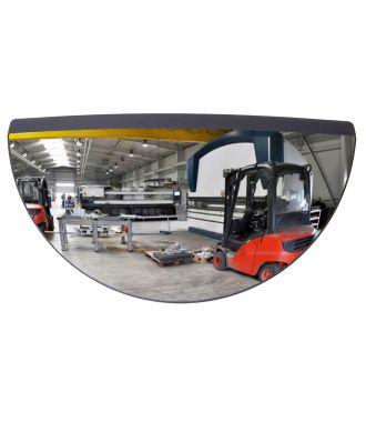 Specchietto retrovisore per carrelli elevatori