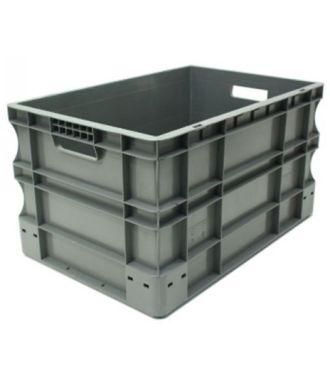 Contenitore a pareti dritte Eurobox 400x600x330 mm