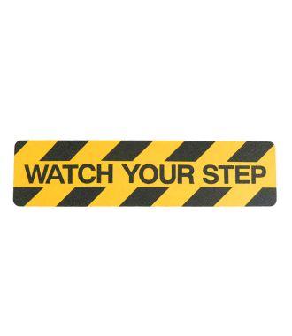 """""""Watch your step"""" nastro antiscivolo"""
